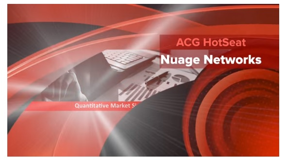 ACG HotSeat Whiteboard on Nuage Networks: Seamless enterprise networking; data center to branch